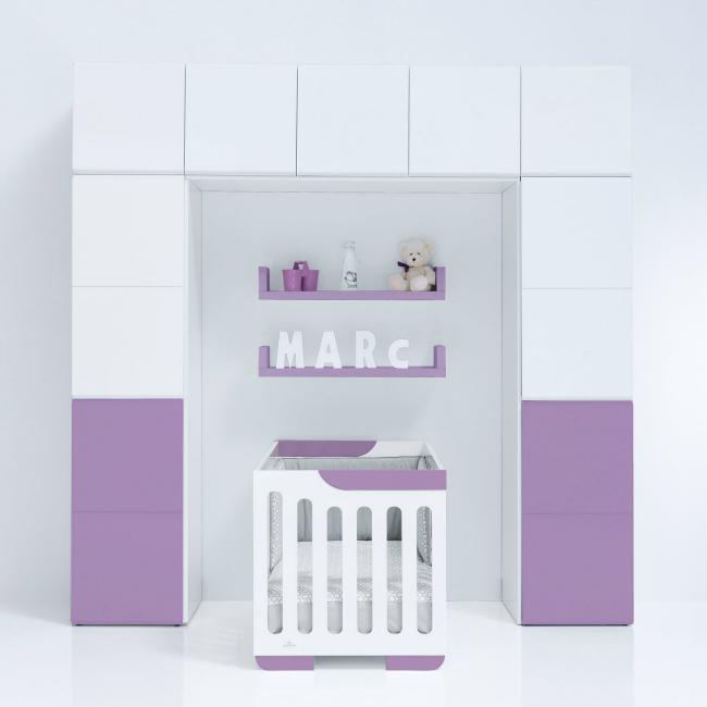 Rebajas en mobiliario bebés de Alondra Outlet | DECORACIÓN BEBÉS