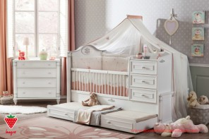 Mobiliario para bebés Baby Romantic de Cilek