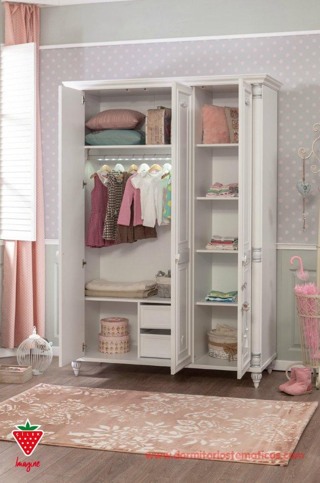 Mobiliario para beb s baby romantic de cilek decoraci n for Mobiliario para bebes