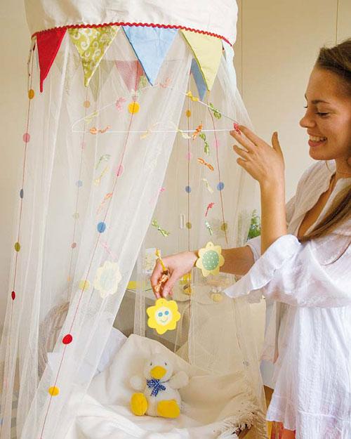 mvil para cuna decoracin bebs