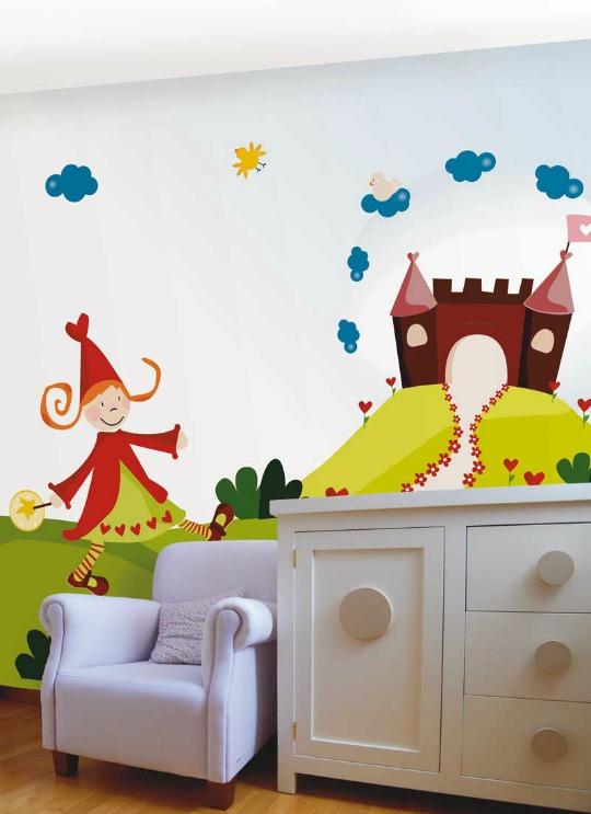 murales infantiles de papel xuxulanstrum decoraci n beb s