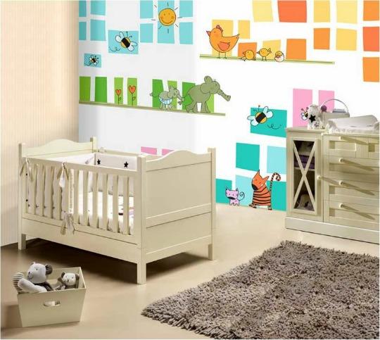 Murales infantiles de papel Xuxulanstrum