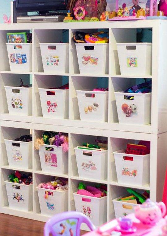 organizar los juguetes, ideas | decoraciÓn bebÉs