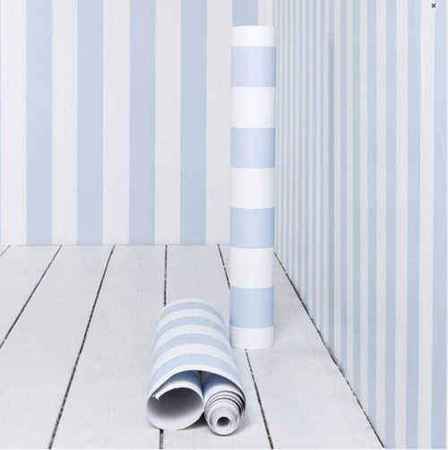 Papel pintado para beb s de zara home decoraci n beb s for Precio de papel para empapelar paredes