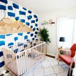 DIY Una pared creativa para el bebé