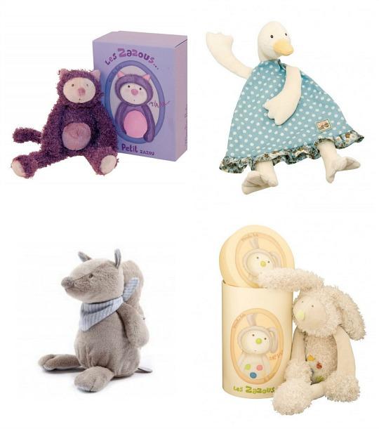 Regalos para bebés y niños en la tienda El Món d'en Dadà
