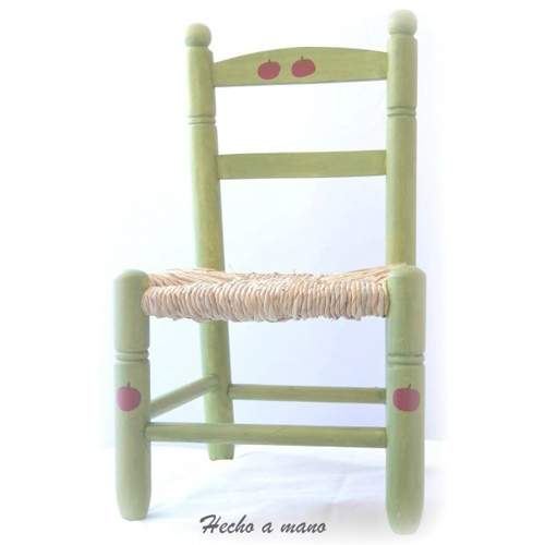 Conjunto mesita y silla infantil