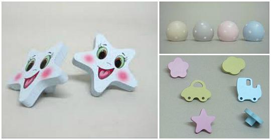 Comprar tiradores infantiles online decoraci n beb s - Tiradores decorativos ...