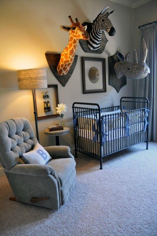 decorar con trofeos de caza decoraci n beb s