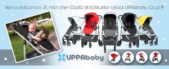 UPPAbaby Cruz funcional y con estilo