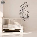 Las propuestas de Decomura para la habitación del bebé