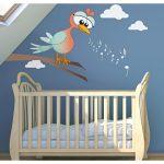 Decora la habitación del bebé con Vinilos Stica